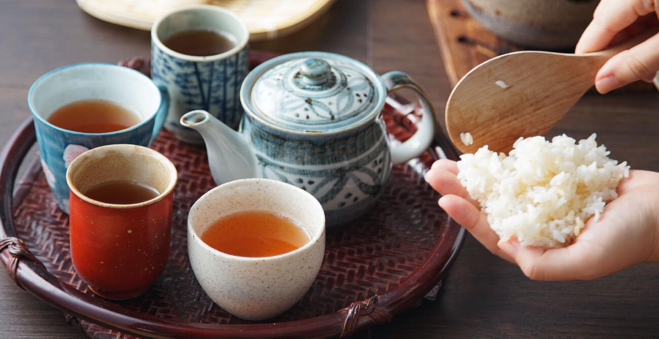 青じそ玄米ほうじ茶