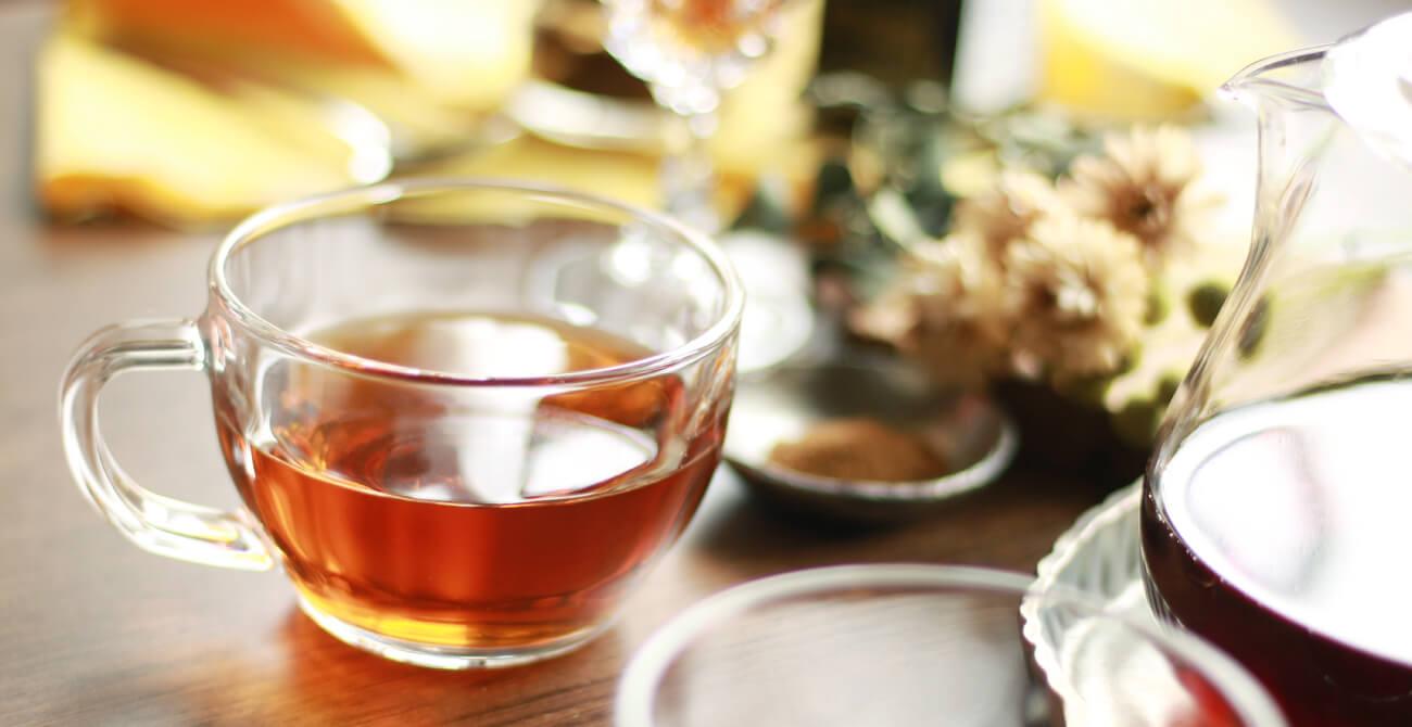 紅茶ほうじ茶