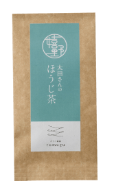 太田さんのほうじ茶