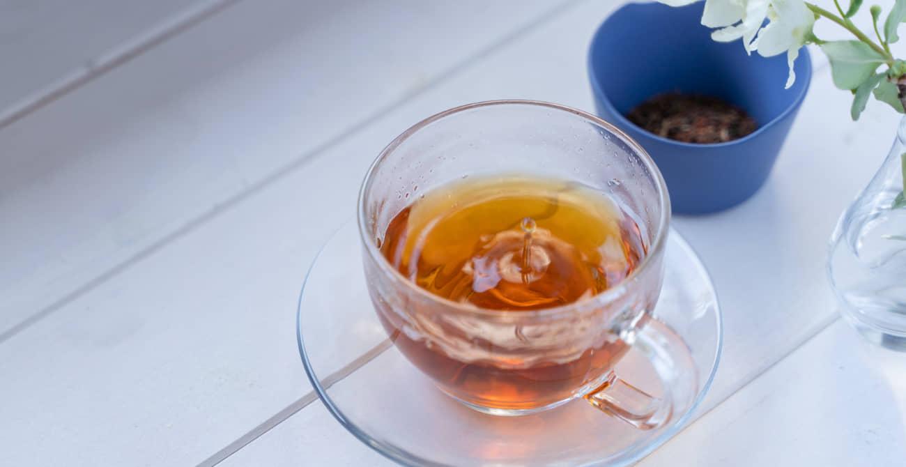 ルイボスほうじ茶