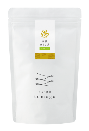 甘茶入り生姜ほうじ茶(14包入り)